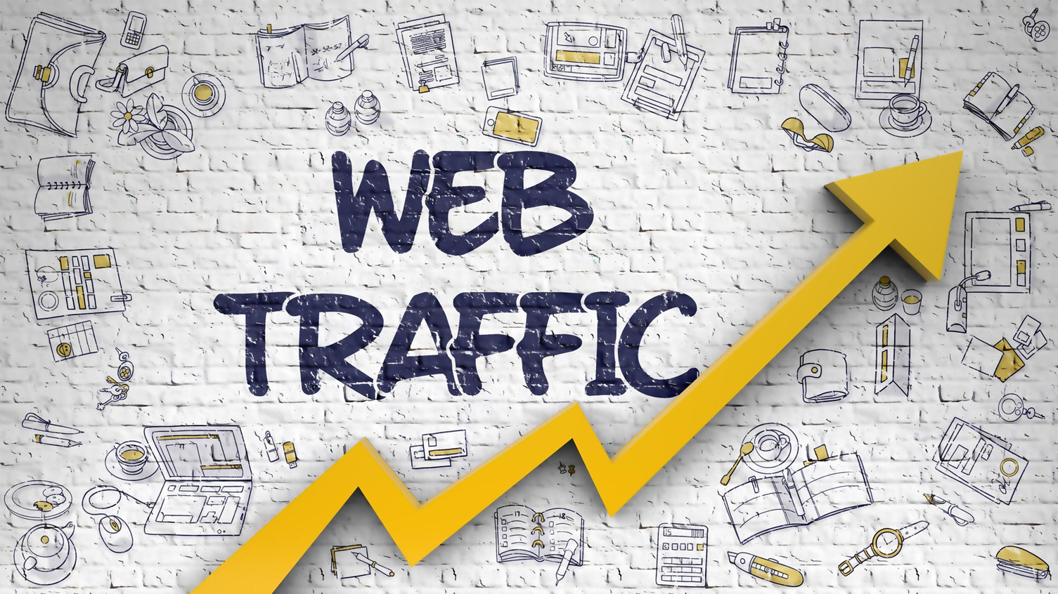 Earn more traffic to your website beyond SEO tactics