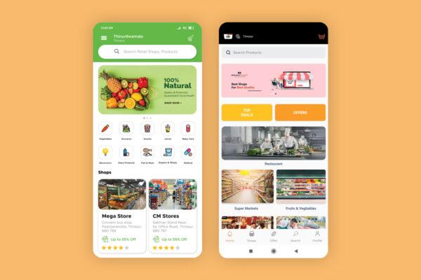 Multi Store Mobile Apps Development Company